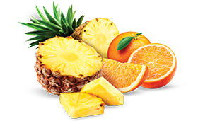 Flavor: Pineapple Orange Crush