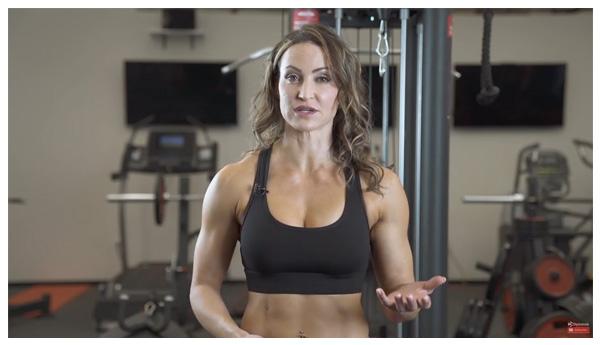 Women Strong Workout Erin HIIT