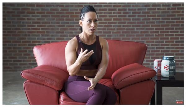 Women Strong Interviews Lexi