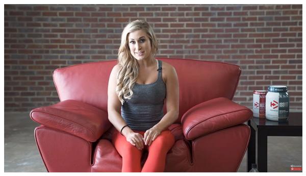 Women Strong Interviews Taylor