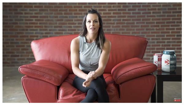Women Strong Interviews Brooke