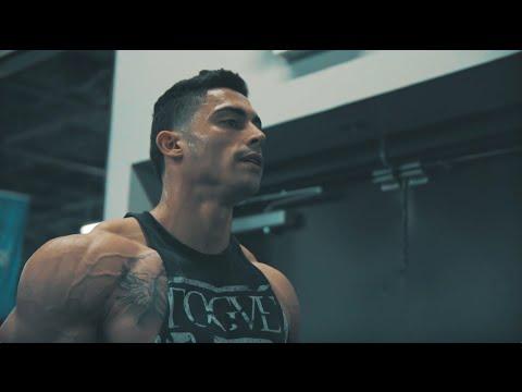 Mr. Olympia Competitor Men's Physique Jo Jo Gonzalez Workout