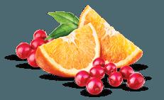 Orange Cranberry