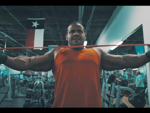 Dymatize Josh Super Heavyweight Bodybuilder