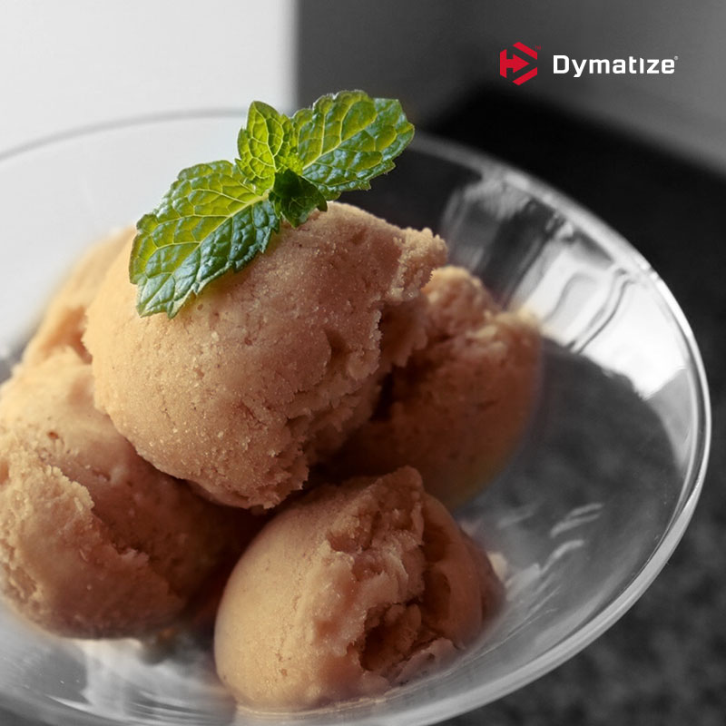 Dreamsicle Protein Ice Cream